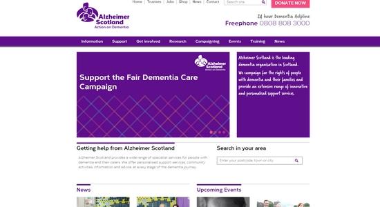 Alzheimer's Scotland