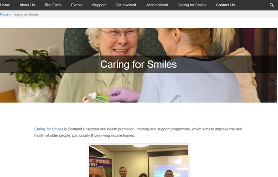Caring for Smiles