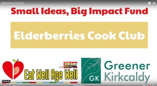 Elderberries Cook Club