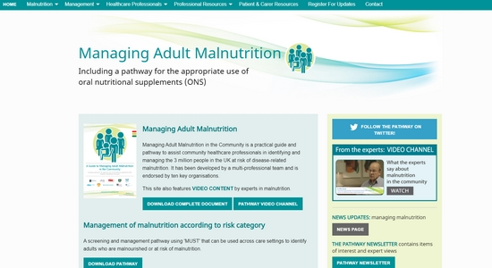 Managing Adult Nutrition