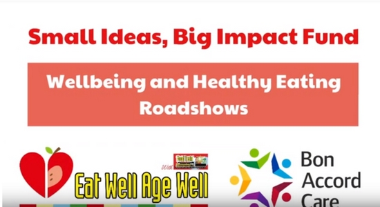 Wellbeing and Healthy Eating Roadshows