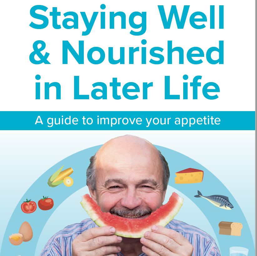Staying Well & Nourished in Later Life