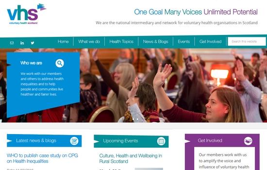 Voluntary Health Scotland
